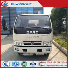 Best quality 5 Ton fuel tanker truck with DongFeng chassis