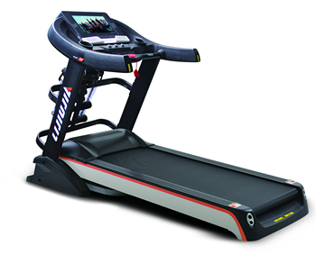 Indoor Fitness Equipment Commercial Use Running Machine Heavy Duty Treadmill
