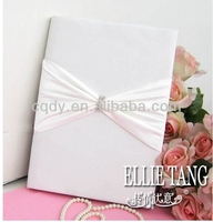 Claw chains marriage book cover/wedding decoration/wedding accessory