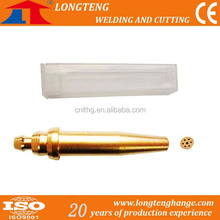 Gas Welding Tip, Gas Cutting Nozzle G02 for Acetylene esab welding nozzle copper welding tips