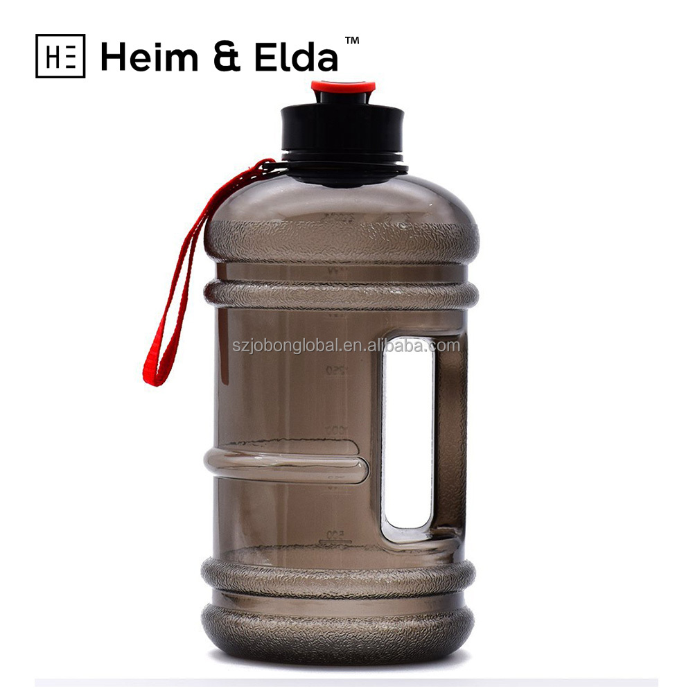 2.2L Cycling Plastic Reusable Running Hiking Outdoor Sports Camping Water Bottle