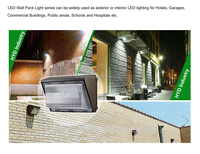 hot sell Waterproof the corner street lamp,led Wall lamp,Outdoor Led Wall pack Light