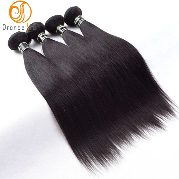 Big Sale Unprocessed 100 Human Hair buy cheap brazilian straight hair online