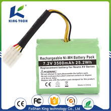 High Rate Ni-Cd Sc 12V Nimh Aa 1200Mah 4.8V 600Mah Ni-Mh Aaa Battery Pack for vacuum cleaner