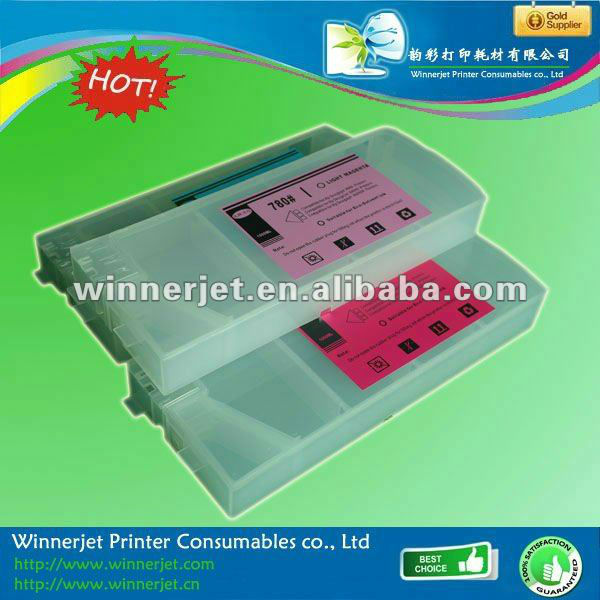 ink Cartridges For HP DesignJet 8000s/8000sf/8000sr Plotter