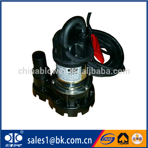 China Wholesale Market abs plastic pump submersible water pump
