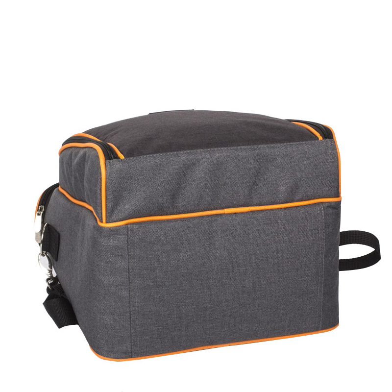 Outdoor hot sale 4 person picnic bag carrying handle and shoulder strap