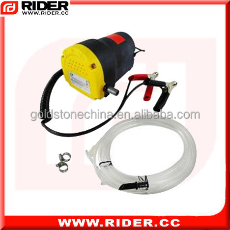 New 12V waste oil suction pump