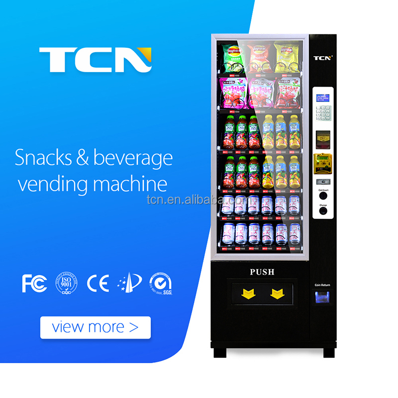 small automatic snack vending machines in schools