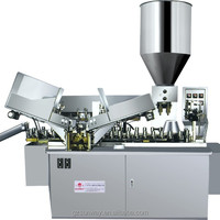 Tube Filling And Sealing Machine For