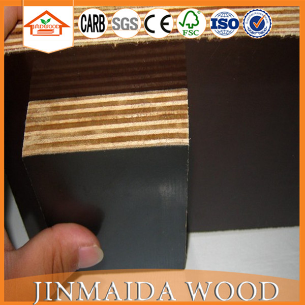 12mm combi core film faced plywood for consturction 12mm shuttering plywood