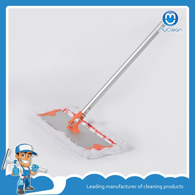 cheap microfiber flat wet floor clean mop for sale