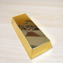 2018 Hot sale Super Luxury gold bar custom retail cartridge packaging atomizer with 510 CBD vaporizer