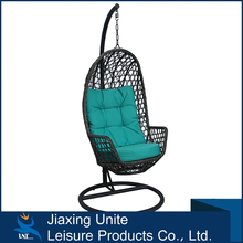 UNT-H610 garden rattan swing chair wicker egg hanging chair