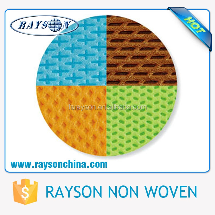 Europe Popular PP Nonwoven Heat Resistant and Recycle Polypropylene Fabric