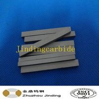carbide brazed strips supplied by high reputaiton factory