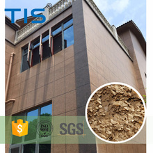 High-molecular Composite Granite color Flakes for Exterior Wall Paint