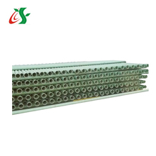 Quartz sand frp glass fiber reinforce plastics winding drain pipes