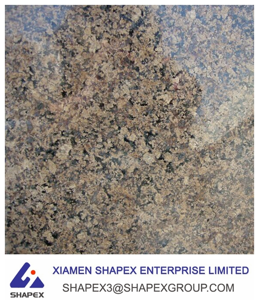 wholesale India Classic brown paradise granite and marble sheet