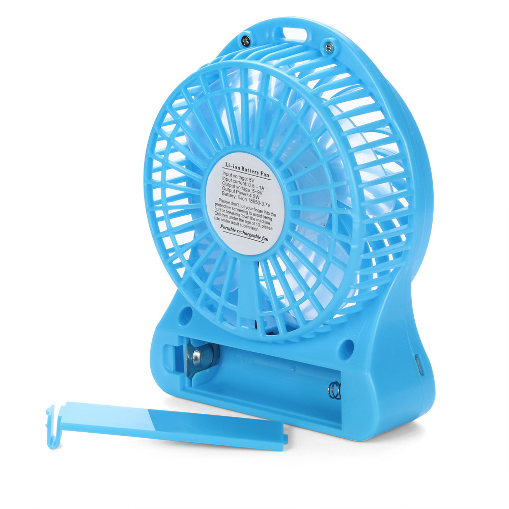 3 Speed Ultra-quiet Summer Portable Mini USB Fan Office Desk Fan Cooling <strong>Air</strong>