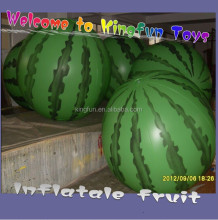 Inflatable helium watermelon/inflatable helium fruit