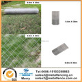 "1""x1"" Fence Garden Welded Wire Mesh Aviary Rabbit Chicken Galvanised 0.6 X 30M"