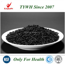 Alibaba top sell extruded activated carbon china of 3 mm