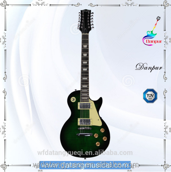 wholesale 12 string electric guitar music instrument