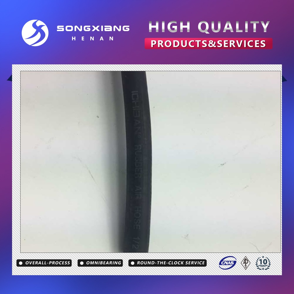 Small diameter epdm rubber gas hose pipe