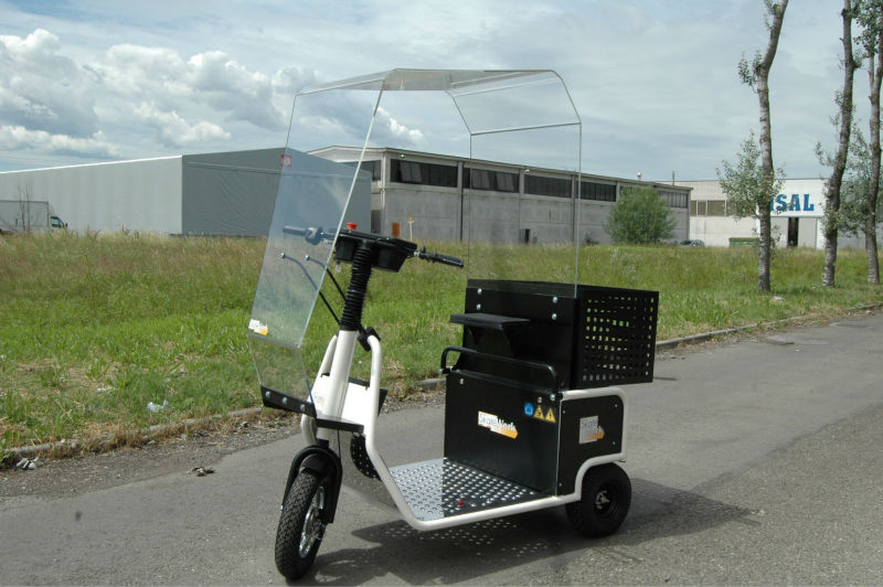 Tricycles Kit Hard Top