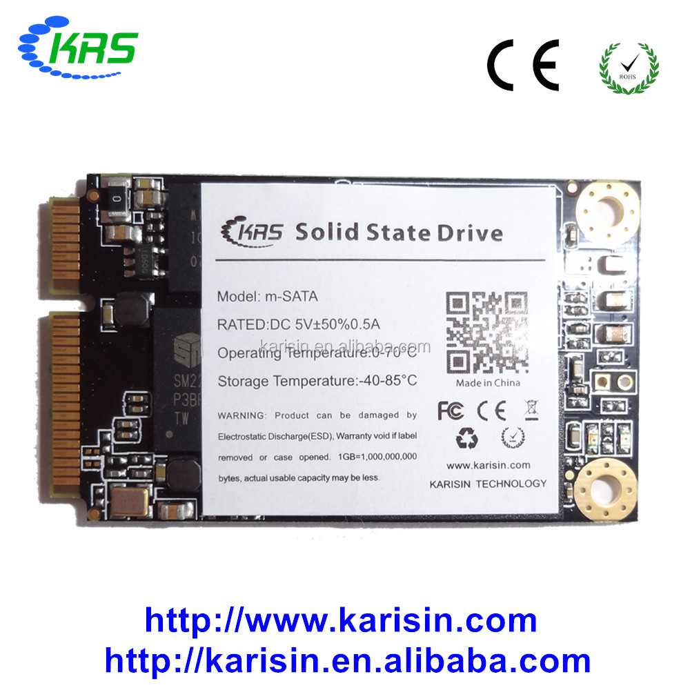 Karisin wholesale ssd hard disk 500gb mSATA