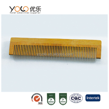 custom printed bamboo/wood combs wholesale