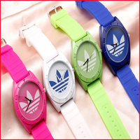 Modern Fashion Design Silicone Watches, Ladies Watches,Wrist Watches