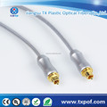 spdif digital plastic fiber optical cable