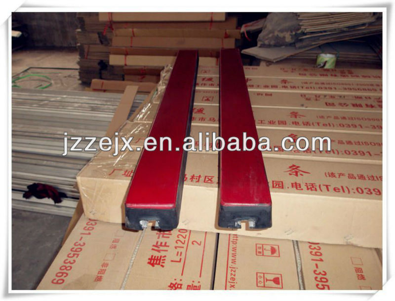 conveyor roller steel bar