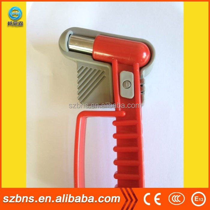 Bus safety hammer emergency tool multifunction emergency life hammer,emergency hammer