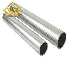 Best Selling SUS 304 316 Mirror Polished Round Stainless Steel Tubing