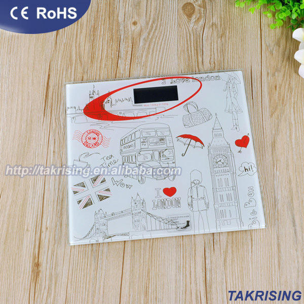 JS180-1311 New and Thin Precision Weighing Scales