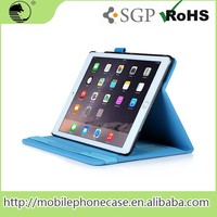 New Innovative Products high quality Design PU Leather Tablet Case For Apple iPad Air 2