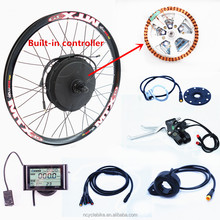 Waterproof Built-in controller 48v 1000w rear wheel electric motor bicycle engine conversion kit