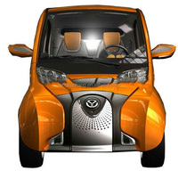 EEC 2 seats electric cars
