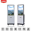 Hot sale lobby photo booth kiosk with 3G VGA/DVI/HDMI