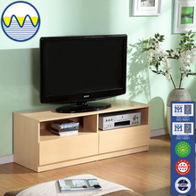 Wholesale 2015 customized high quality wooden lcd tv stand design