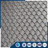 China Galvanized plastic chain link fence Hot sale
