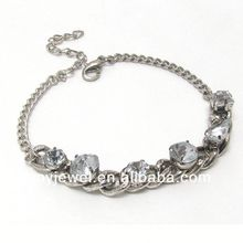 nomination charms bracelets CRYSTAL ANCHOR FRIENDSHIP BRACELET C11115YL-212147