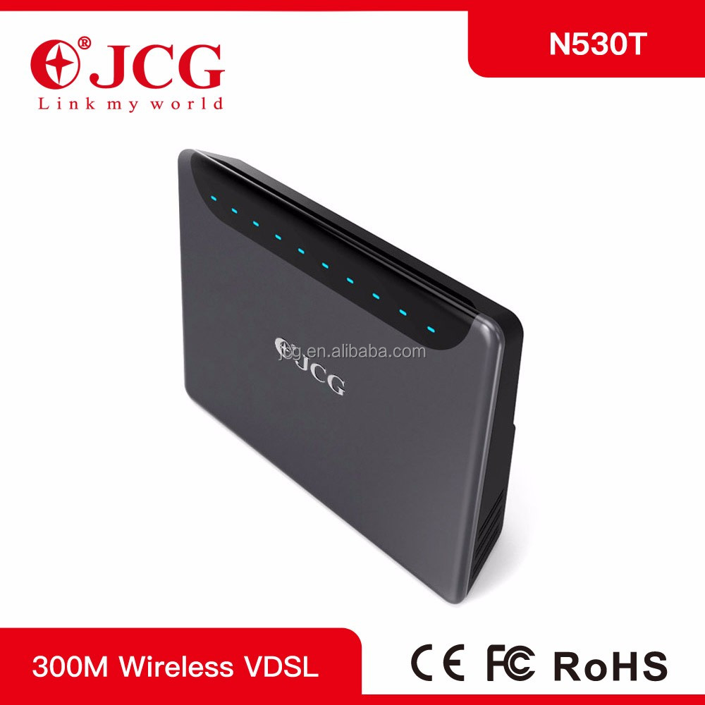 Wireless VDSL Router Modem with 802.11n WiFi Access Point Integrated