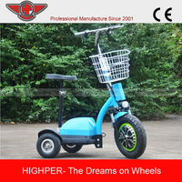 500w 48V electric trike scooter