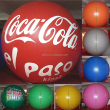 2 meter custom giant helium ballon big large inflatable light helium balloon