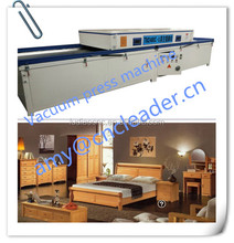 Vacuum press PVC film for mdf door/vacuum membrane press machine for sale/PVC mdf film laminating press machine for wood veneer