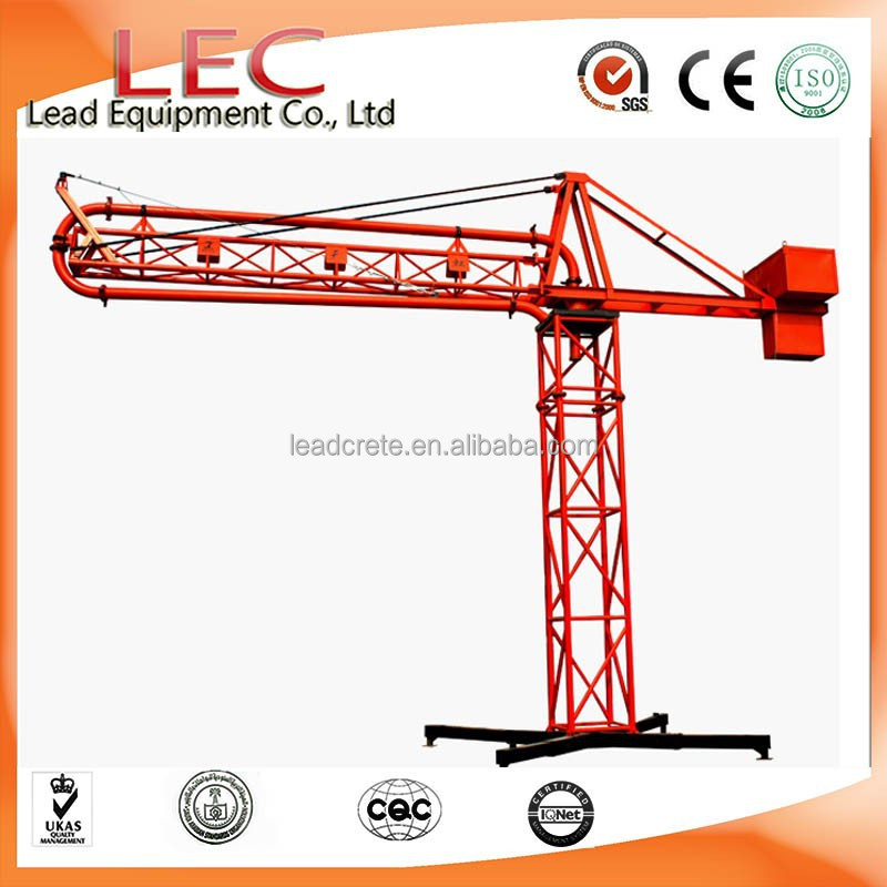 Long-distance transport of Manual Concrete Pouring Placing Booms Equipment